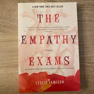 3/$25 The Empathy Exams by Leslie Jamison
